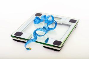Báscula pérdida de peso