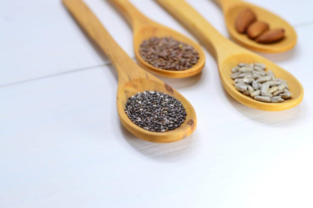 Semillas fuente de proteína vegetal