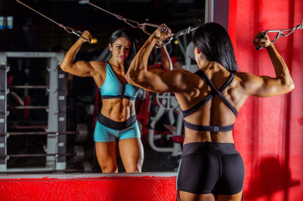 Técnicas fitness aumento masa muscular