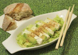 Tofu fuente de proteína vegetal