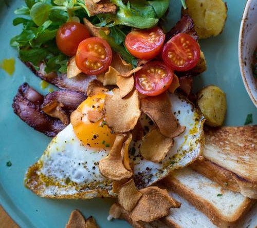 Huevos para desayunar