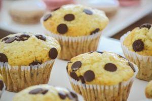 Muffins de Avena Fit con plátano