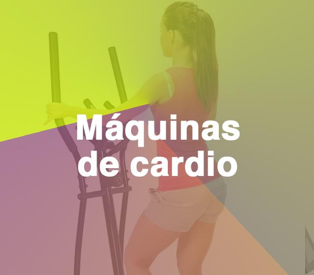 Máquinas para cardio